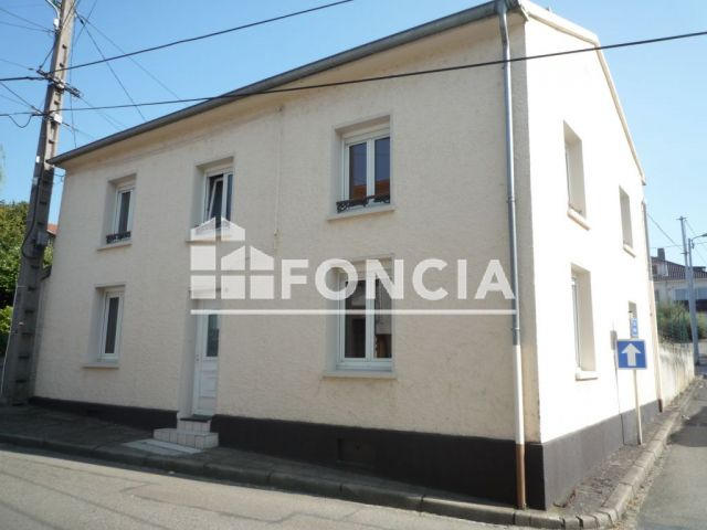 Maison 5 pièces 101 m2 Longeville-lès-Saint-Avold