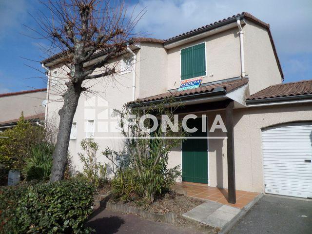 Maison 4 pièces 76 m2 Toulouse