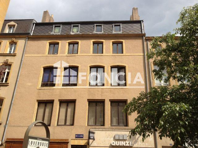Appartement 2 pièces 42 m2 Metz