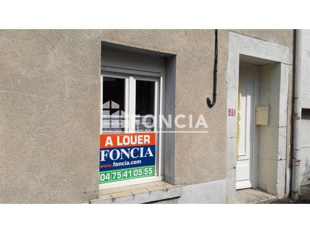 Maison 2 pièces 32 m2 Cornas