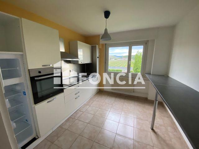 Appartement 2 pièces 55 m2 Wintzenheim