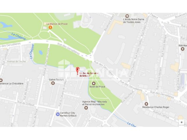Appartement 3 pièces 62 m2 Nantes