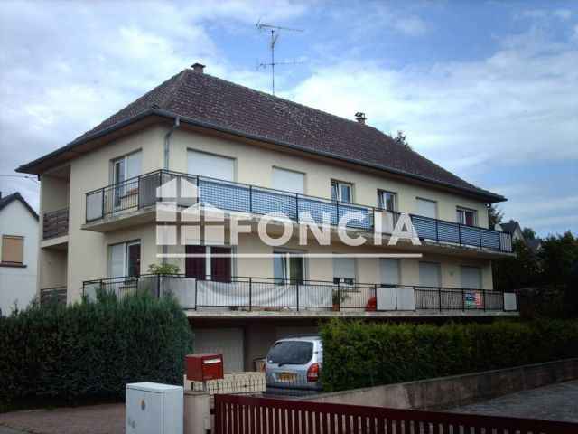 Appartement 3 pièces 62 m2 Gundershoffen