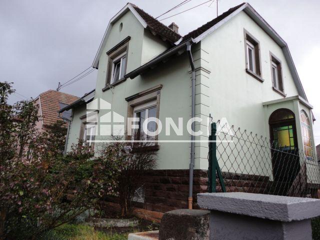 Maison 7 pièces 125 m2 Saverne