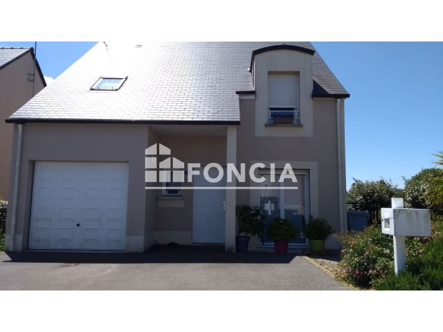 Maison 4 pièces 88 m2 Plogonnec