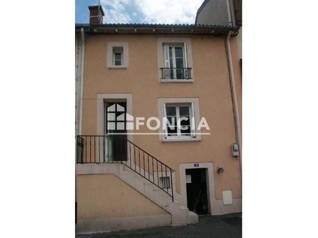Maison 3 pièces 60 m2 Aurec-sur-Loire