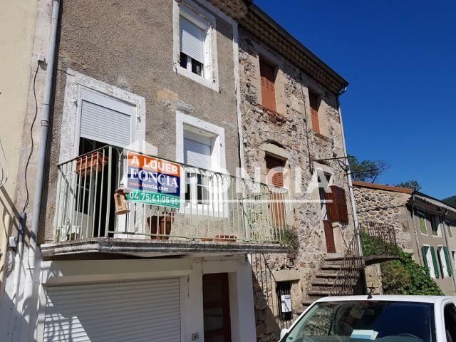 Maison 3 pièces 60 m2 Les Ollières-sur-Eyrieux