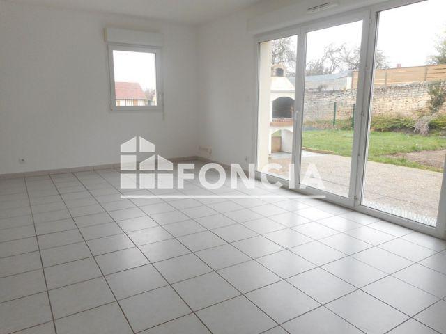 Maison 4 pièces 84 m2 Fleury-sur-Orne