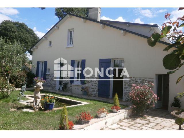 Maison 7 pi ces vendre la baule 44500 foncia for Acheter maison la baule