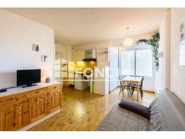 appartement 1 pi ce vendre narbonne plage 11100 26 m2 foncia. Black Bedroom Furniture Sets. Home Design Ideas