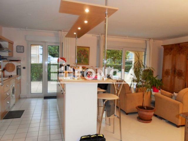 Achat Appartement Avec Balcon Terrasse Bois Guillaume 76230 Foncia