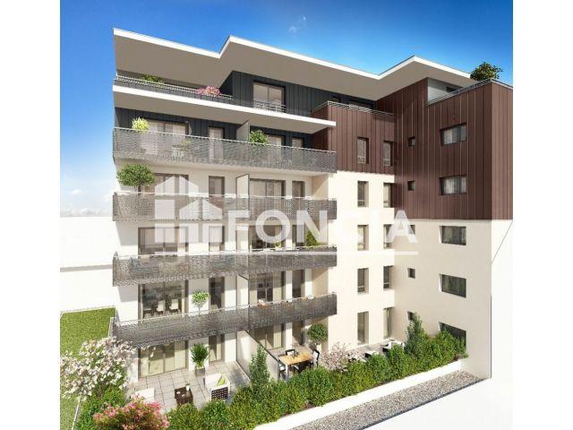 appartement 4 pi ces vendre thonon les bains 74200 90 m2 foncia. Black Bedroom Furniture Sets. Home Design Ideas