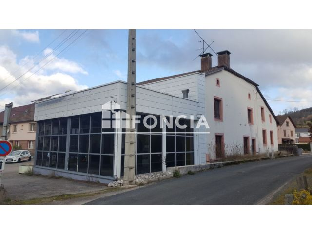 Local commercial à vendre, Plainfaing (88230)