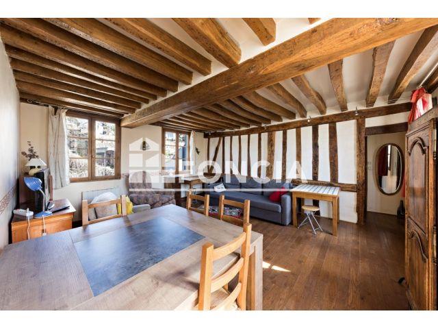 appartement 3 pi ces vendre rouen 76000 m2. Black Bedroom Furniture Sets. Home Design Ideas