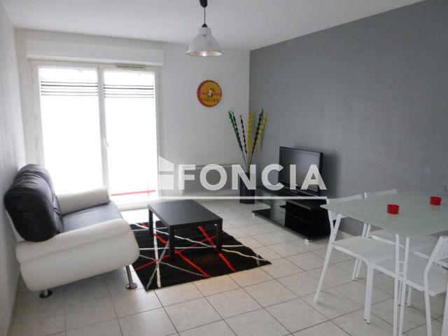 appartement meubl 2 pi ces louer le mans 72000 foncia. Black Bedroom Furniture Sets. Home Design Ideas