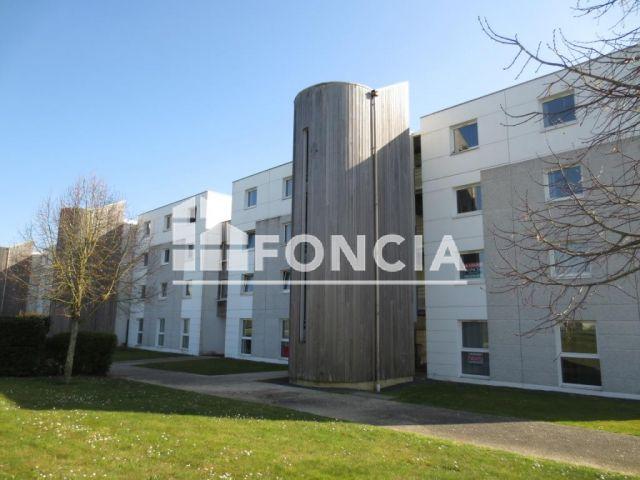 Appartement meubl 1 pi ce louer nantes 44300 foncia for Location studio meuble nantes