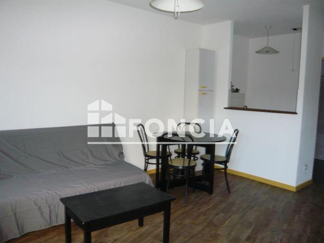 appartement meubl 1 pi ce louer mulhouse 68100 foncia. Black Bedroom Furniture Sets. Home Design Ideas