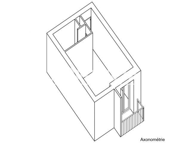 Appartement meubl 1 pi ce louer paris 75005 foncia for Appartement a louer meuble paris