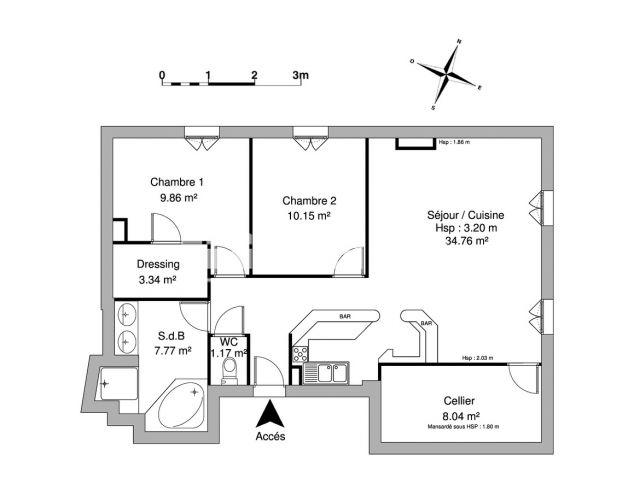 Location Appartement Meubl Ef Bf Bd Pau