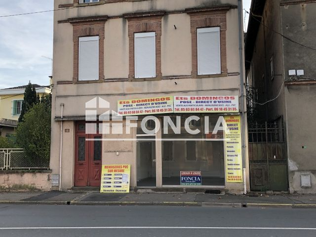 Local commercial à vendre, Albi (81000)