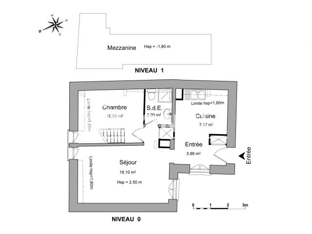 Appartement meubl 2 pi ces louer rouen 76000 foncia for Location meuble rouen