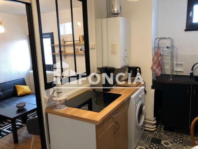 appartement meubl 3 pi ces louer toulouse 31300 foncia. Black Bedroom Furniture Sets. Home Design Ideas
