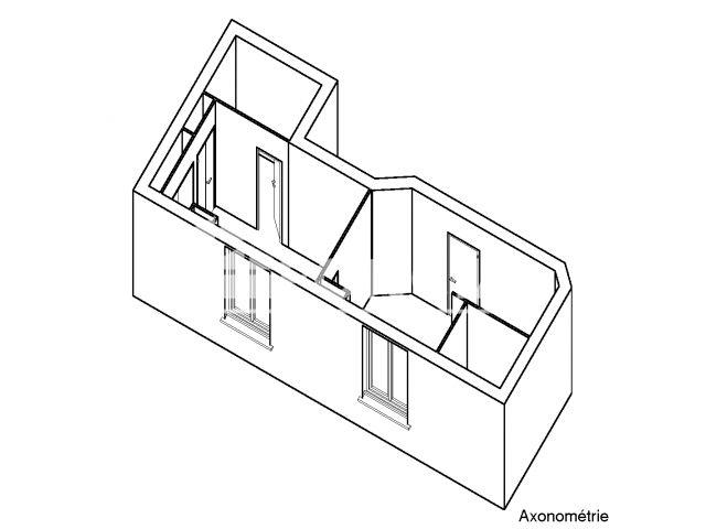 Appartement meubl 2 pi ces louer lyon 69001 foncia - Appartement a louer lyon meuble ...