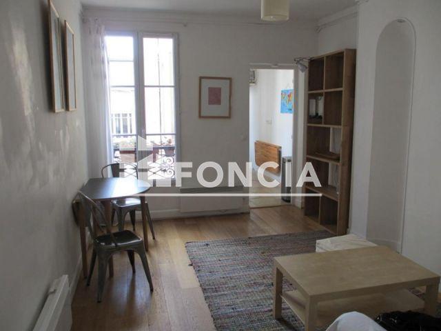 Appartement meubl 3 pi ces louer paris 75015 foncia for Louer meuble paris