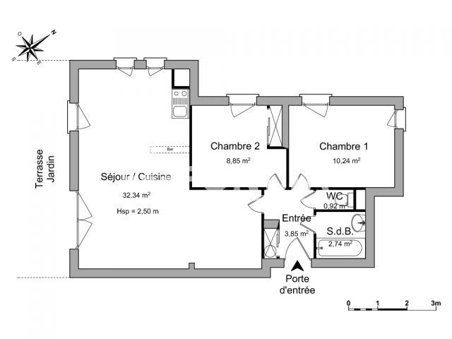 Location appartement Lannion (22300) Louer appartement Lannion