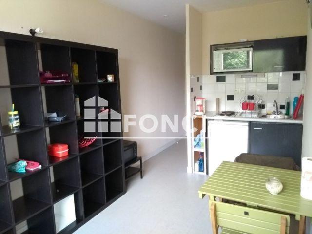 Appartement meubl 2 pi ces louer brest 29200 foncia for Location meuble brest