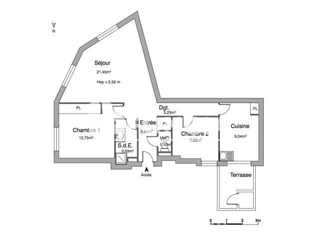 Location appartement Nimes : annonces appartements louer