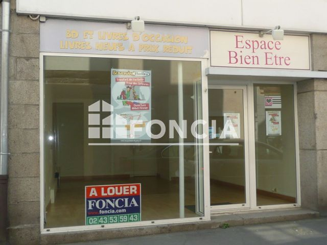 Local commercial à vendre, Laval (53000)
