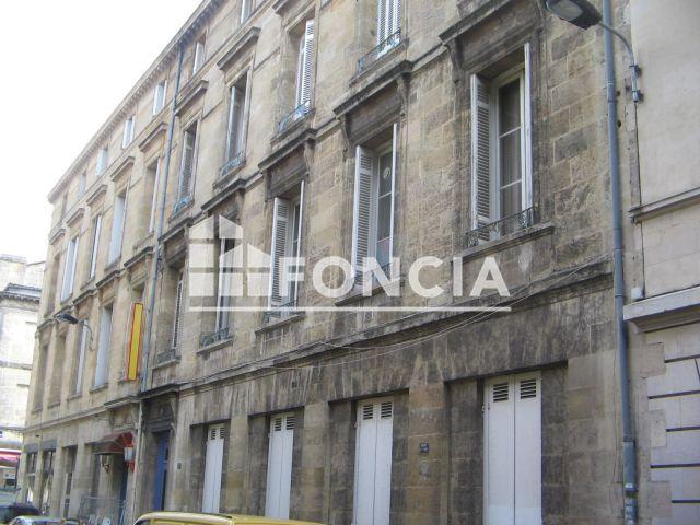 Appartement meubl 1 pi ce louer bordeaux 33000 foncia - Location appartement meuble bordeaux ...
