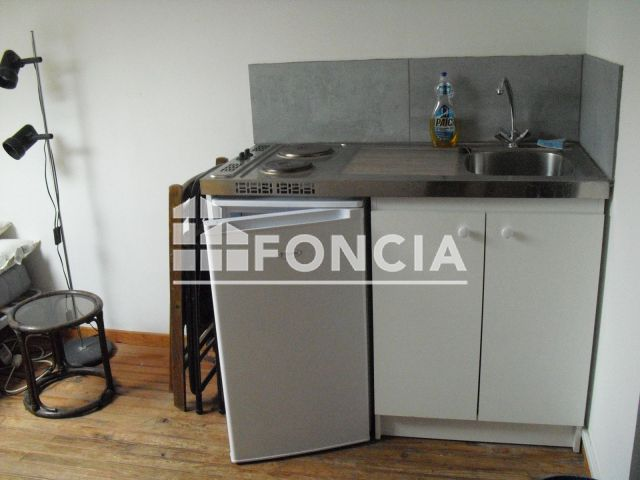 Appartement meubl 1 pi ce louer nancy 54000 foncia for Location meuble nancy