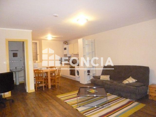 Appartement Meuble 1 Piece A Louer Clermont Ferrand 63000 33 16 M2 Foncia
