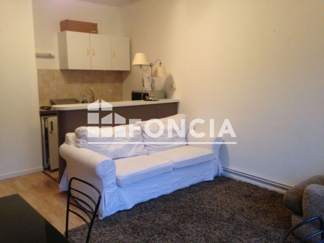 Appartement meubl 1 pi ce louer metz 57000 foncia for Assurance location meuble