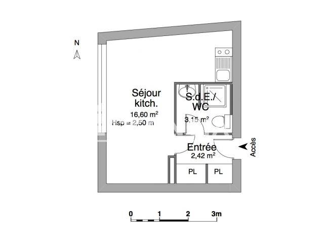 Appartement meubl 1 pi ce louer saint brieuc 22000 for Monsieur meuble saint brieuc