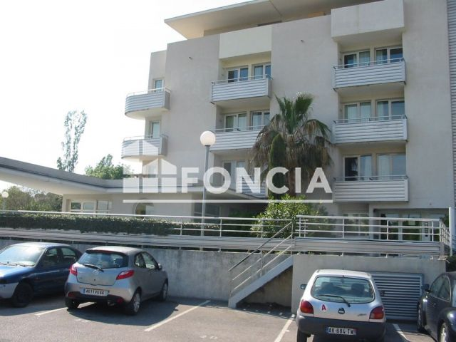 Location appartement meubl 1 pi ce 21 34m 419 10 for Location meuble montpellier