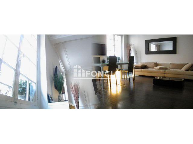 Appartement meubl 3 pi ces louer paris 75017 foncia for Louer meuble paris