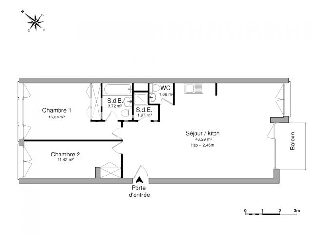 Appartement Location Ferney Voltaire