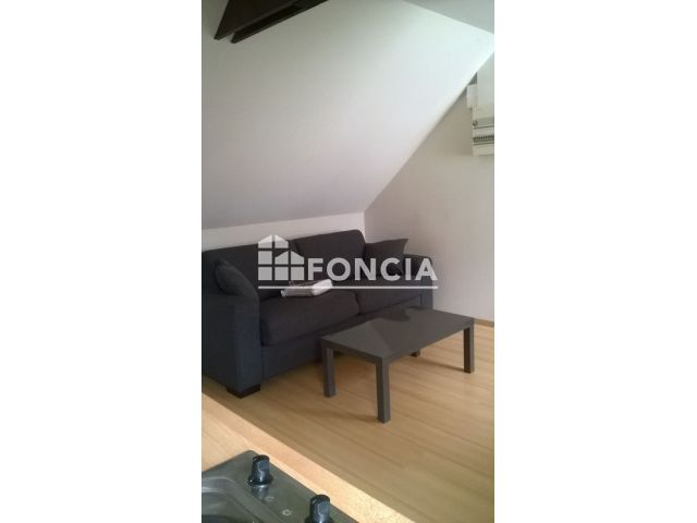 appartement meubl 1 pi ce louer rennes 35000 foncia. Black Bedroom Furniture Sets. Home Design Ideas