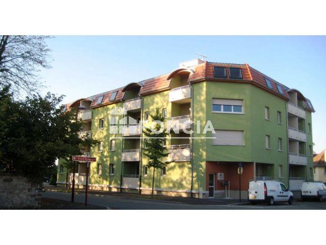 Location appartement 2 pi ces 35 83m 360 05 belfort - Piscine belfort residence ...