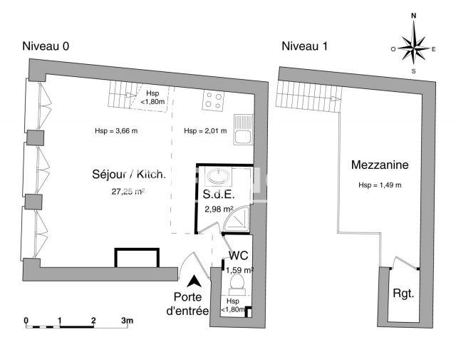 Appartement meubl 1 pi ce louer lyon 69006 foncia - Appartement a louer lyon meuble ...