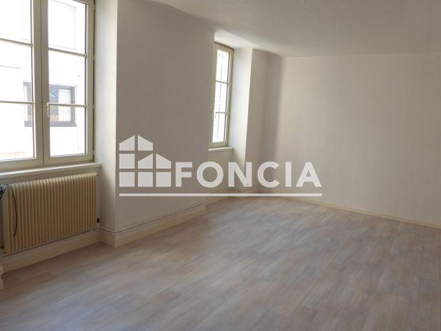 appartement 4 pi ces louer roanne 42300 m2 foncia. Black Bedroom Furniture Sets. Home Design Ideas