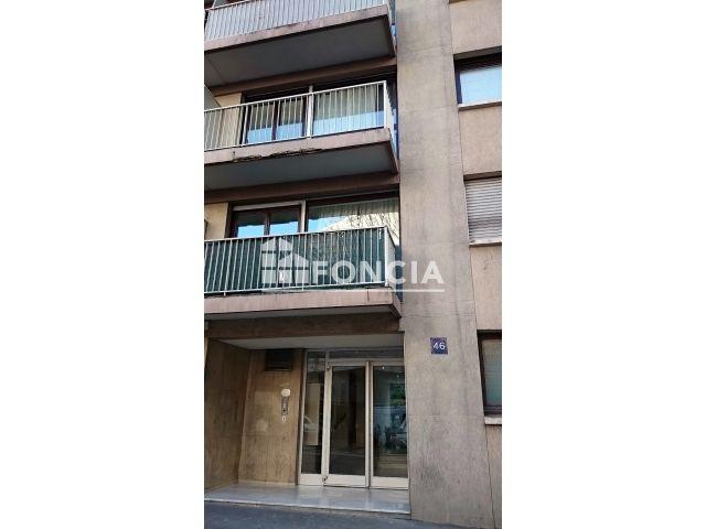 Appartement Meubl 1 Pi Ce Louer Paris 75019 Foncia