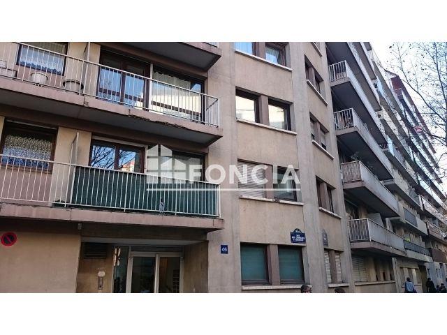 Appartement meubl 1 pi ce louer paris 75019 foncia for Meuble a louer paris