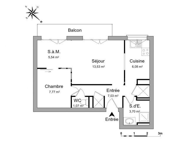 Location Appartement Saint Maur des Fosss (94) - A Vendre A Louer