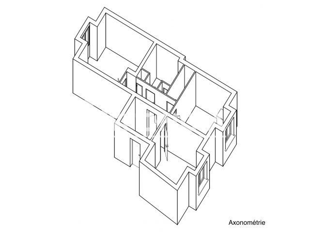 appartement meubl 2 pi ces louer strasbourg 67000. Black Bedroom Furniture Sets. Home Design Ideas