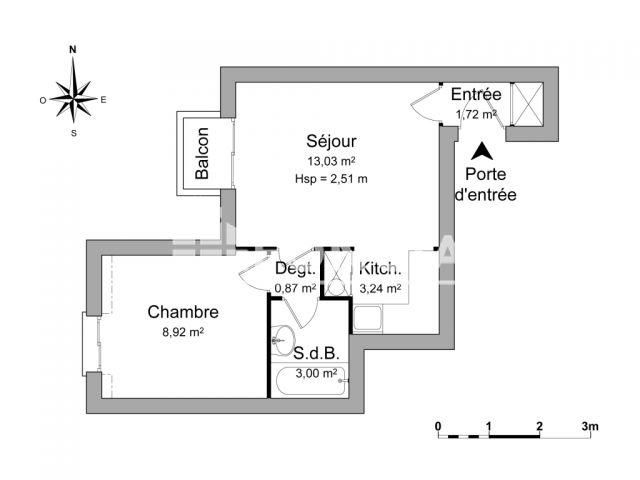 Appartements en Location Tarbes - A Vendre A Louer