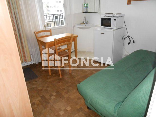 Appartement meubl 1 pi ce louer lille 59000 foncia for Appartement meuble nancy